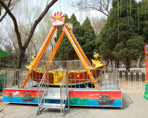 Amusement park mini pirate ship rides for sale