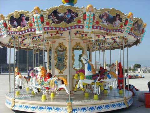 BNHC-16A-2-Small-Fairground-16-Person-Carousel-Ride