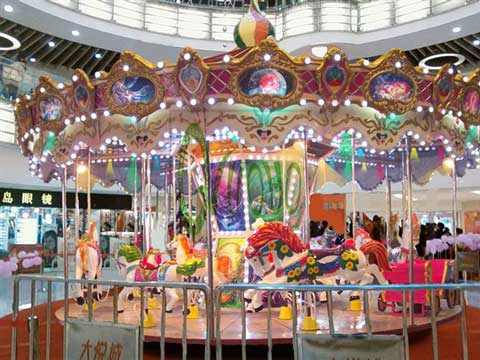 BNHU-01-Top-Drive-Merry-Go-Round-Carousel-Fairground-Ride
