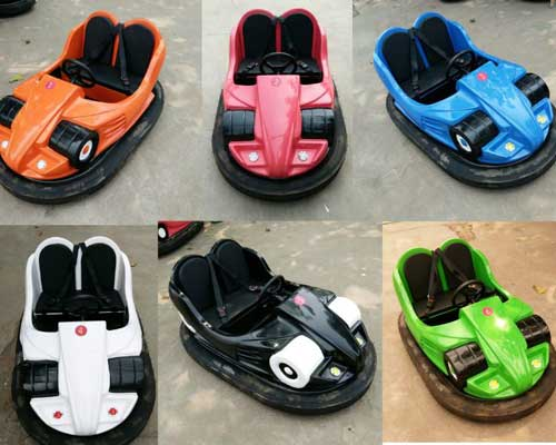 BNC-A Quality bumper car rides with different colors