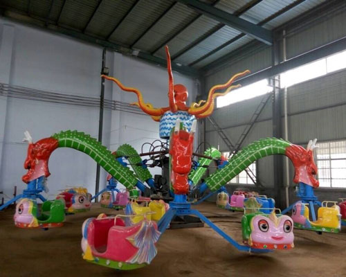 BNRO-A Amusement Park Octopus Rides for Sale