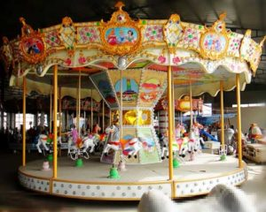 BNBC-16A Quality carousel rides for sale in pakistan