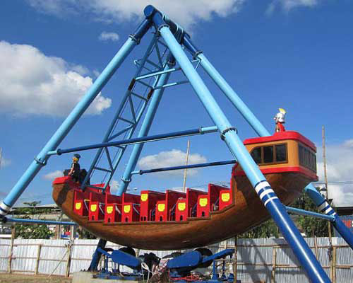 24 seat pirate boats ride for sale