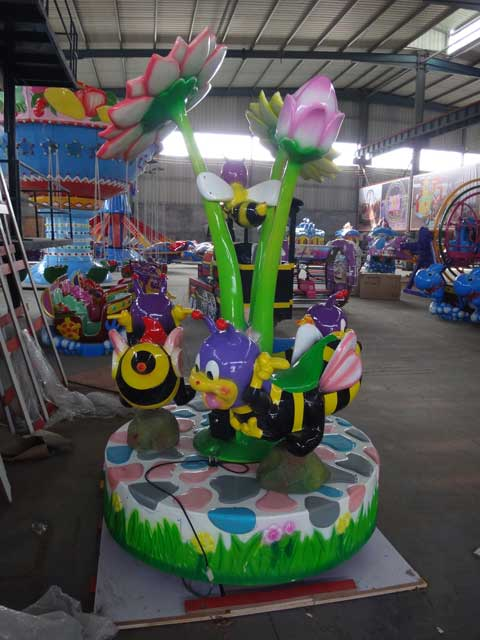 3 Seat Carousel for Kids to Pakistan