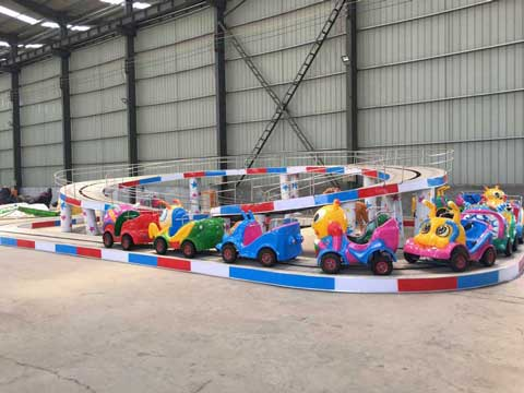 Mini-Shuttle Kiddie Roller Coaster for Pakistan