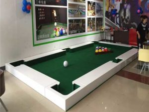 Popular snookball table for sale