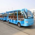 Shopping Mall Trackless Trains for Pakistan