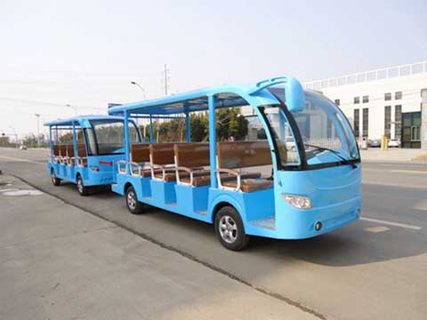 BNBT-28A Electric Trackless Train for Shopping Mall for Pakistan