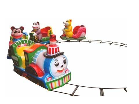 CIT-ET009 Kids Track Train - Animal Shape