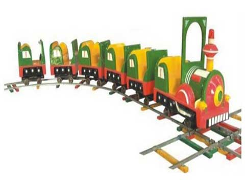 CIT-ET019 Green Track Train for Sale