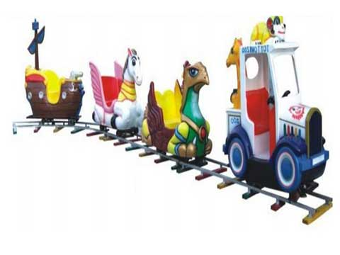 CIT-ET008 Electric Track Train for Kids