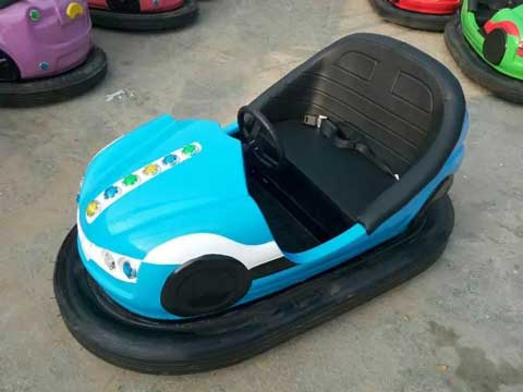 Standard Electric Bumper Car With 2 Seats