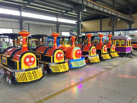 BTT-17A Smile Trackless Train -Wholesale