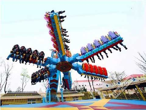 Windmill Amusement Park Rides for Pakistan
