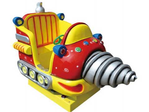 Coin Operated Kiddie Rides for Pakistan