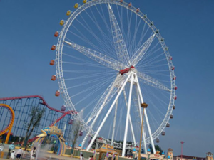 108 Meter Ferris Wheel for Pakistan Park