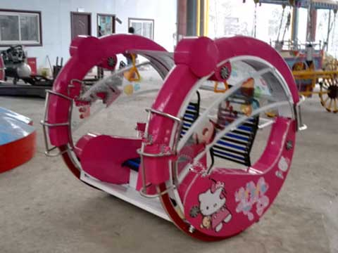 Hello Kitty Le Bar Car Rides for Karachi