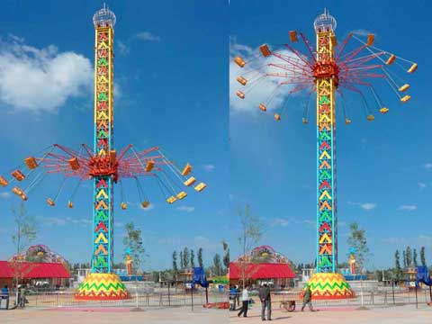 New Swing Tower Rides for Sale