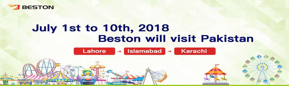 Beston Group Will Visit Pakistan