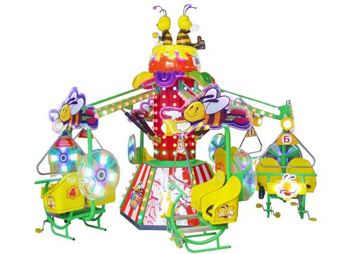Beston New Flying Bee Bike Rides for Sale