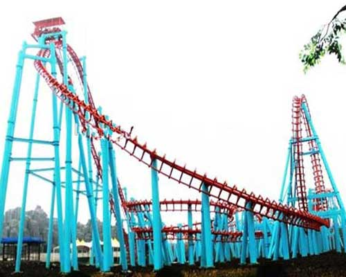 5 Ring Roller Coaster for Sale In Pakistan