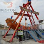 24 Seat Grand Pirate Ship Rides for Sale