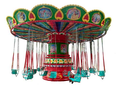 24 Seat Chair Swing Rides for Pakistan You Can Buy