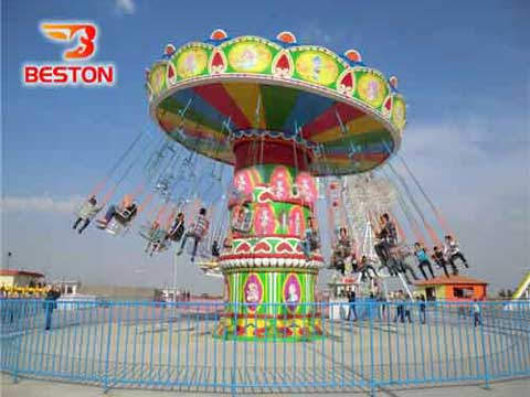 BNSR-32A 32 Seat Swing Rides for Pakistan