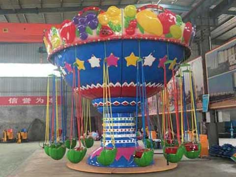 Beston Kiddie Fruit Swing Rides for Kids