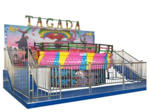 24 Seat Tagada Rides for Sale from Beston