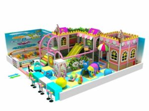 Beston Indoor Playground Equipment for Pakistan