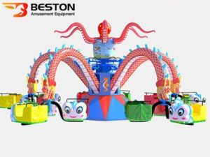 Octopus Fairground Ride for Sale In Pakistan