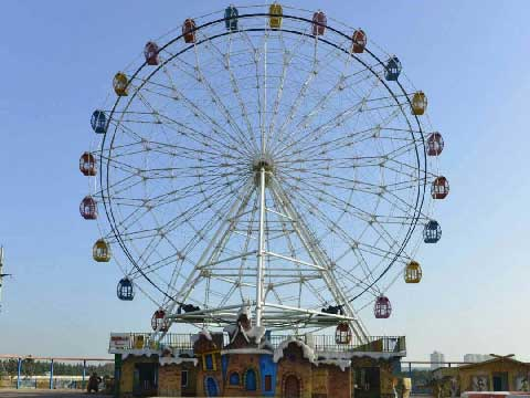 42m Ferris Wheel Rides for Sale for Pakistan
