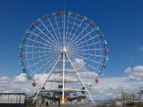 50m Ferris Wheel Rides for Sale for Pakistan