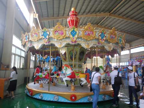Quality 16 Seat Carousel