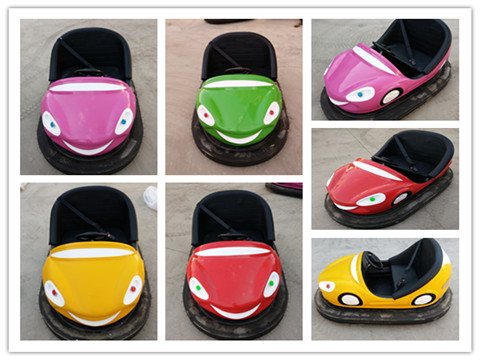 Ground Grid Bumper Cars for Sale