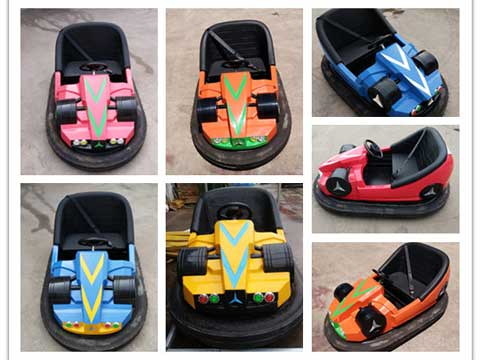 Beston Ground Grid Bumper Cars