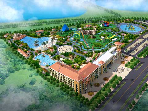Water Park Project for Pakistan-1