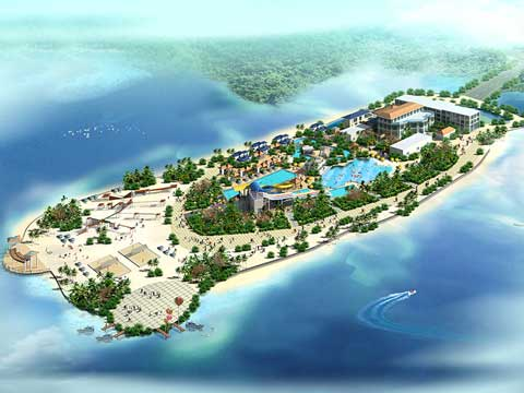 Water Park Project for Pakistan-11