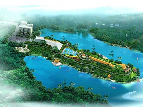 Water Park Project for Pakistan-12