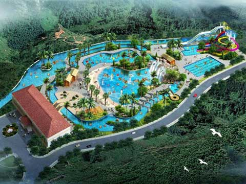 Water Park Project for Pakistan -3