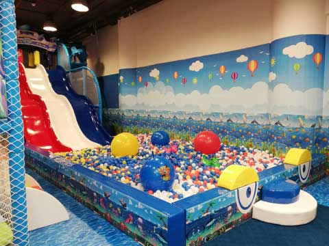 New Indoor Playground Equipment In Pakistan from Beston Amusement