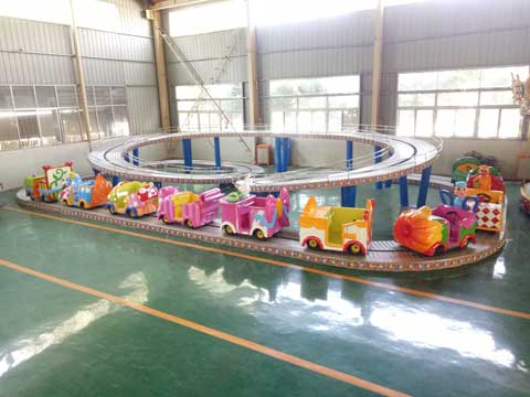 New Mini Shuttle Kiddie Roller Coaster