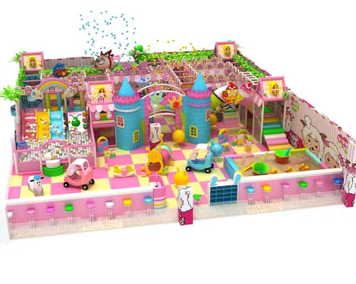 Kiddie Candy Indoor Playground Equipment for Sale In Pakistan