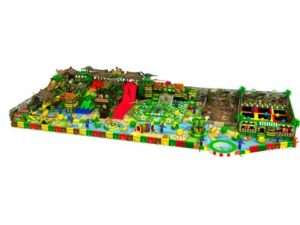 Forest Theme Indoor Playground Equipment for Sale from Beston
