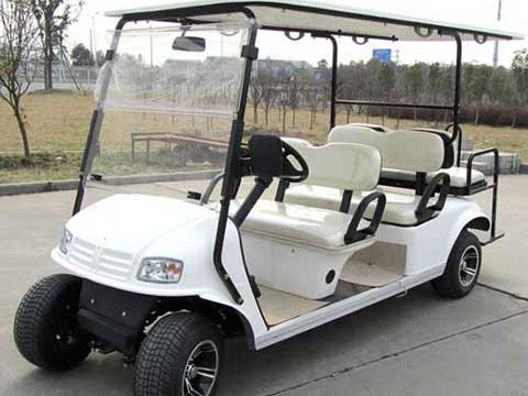 Six Seat Golf Carts for Sale In Pakistan