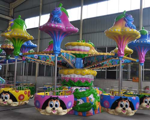 Kiddie Pest Paradise Rides for Sale In Pakistan