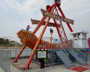 New Kiddie Pirate Ship Rides for Pakistan