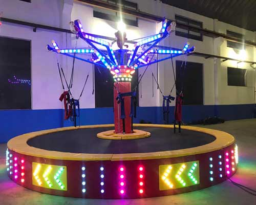 Kiddie Rotary Bungee Rides for Sale In Pakistan