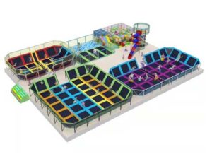 Super Trampoline Park for Sale In Pakistan